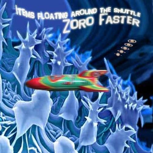 ZoroFaster: Items floatig around the shuttle