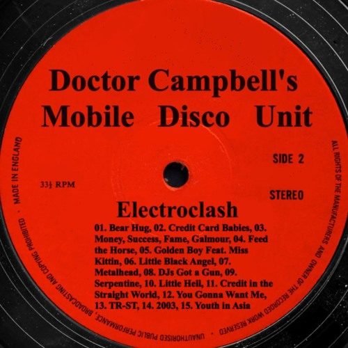 Electroclash - Doctor Campbell's Mobile Disco Unit (128 bpm)