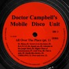 All Over The Place (pt. 1) Doctor Campbell's Mobile Disco Unit (128 bpm)