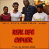 Aaron P'Reach ft. J-Chief, Tiny C & Essie B - Real Life Cypher