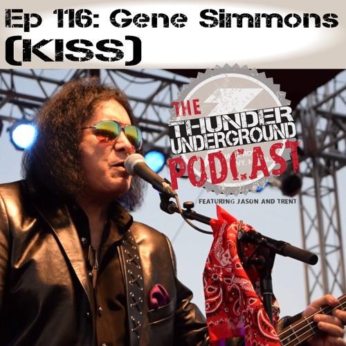 Episode 116 - Gene Simmons (KISS)