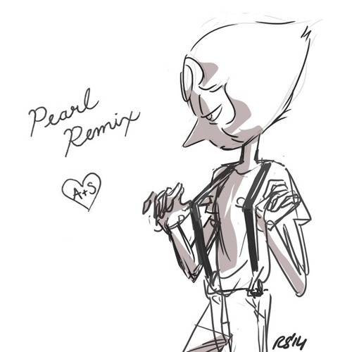 A few months ago, we asked SU fans what their favorite character themes were. In third place was Pearl's theme--so here's our gift to the Pearl fans.