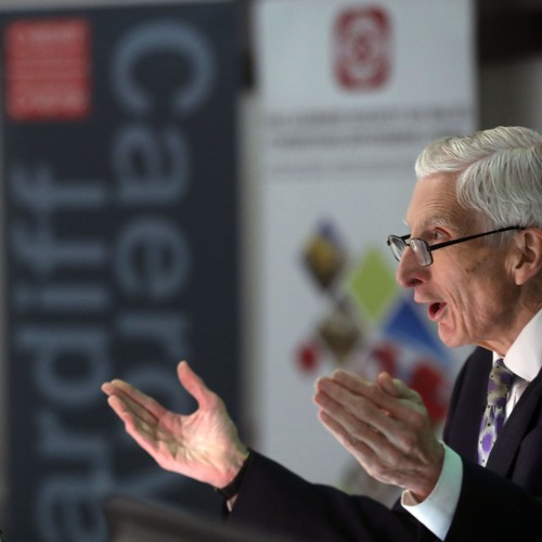 Lord Rees looks ahead to the the world in 2050 - and beyond