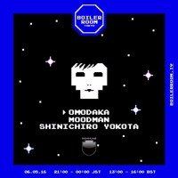 Moodman Boiler Room Tokyo DJ Set Artwork