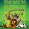 Madagascar - I Like To Move It (Petross Remix)