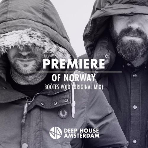 Premiere: Of Norway - Boötes Void (Original Mix)