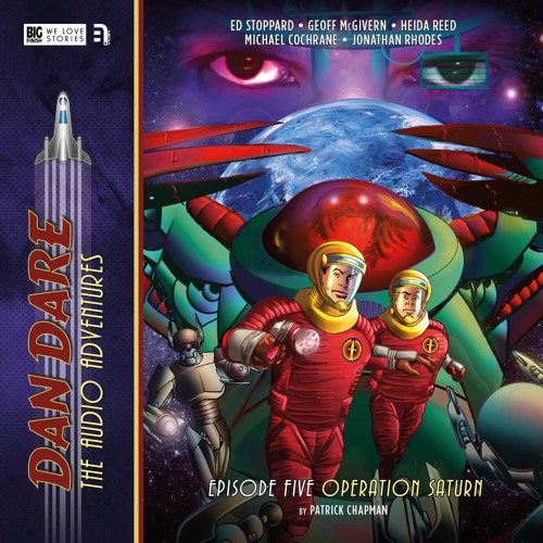 Dan Dare: The Audio Adventures 'Operation Saturn' (Chapter 1) Return of the Nautilus