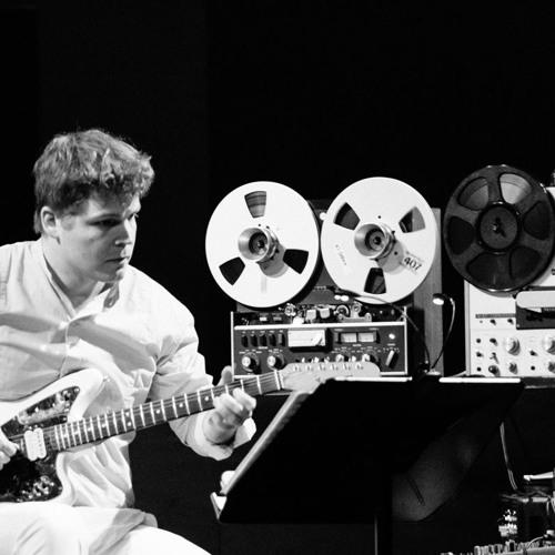 Excerpt of No [More] Pussyfooting, live at The Long Now, Kraftwerk, Berlin
