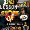 STONE LOVE AT XTRA LESSON, ALTERRY BEACH ST ANN 25TH FEBRUARY 2017