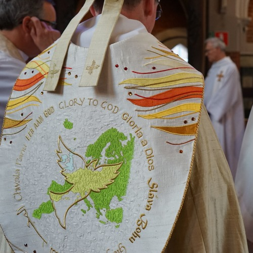 Chrism Eucharist: Anywheres Called to Somewhere