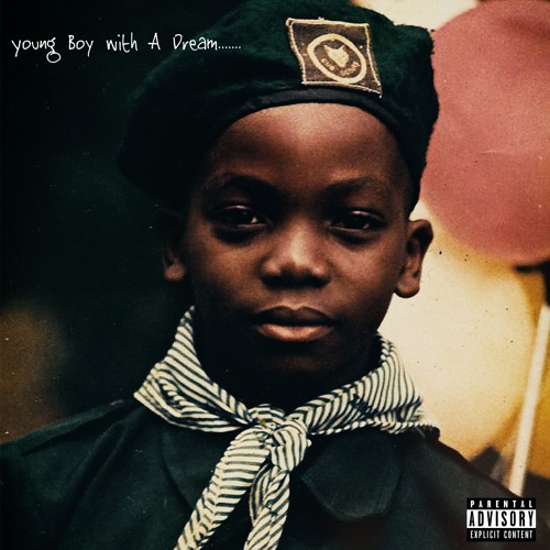 Young Boy With A Dream