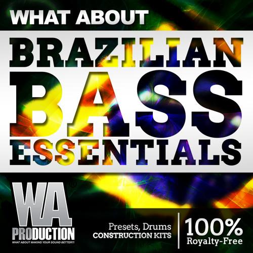 Baixar Brazilian Bass Essentials | 40 xFer Serum Presets, 130+ Drums, Kits & Melodies