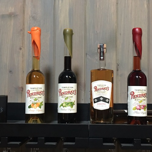 Ep #30- (CA Micro-distilleries, California) Barreling Your Passion For Success With Port Wine