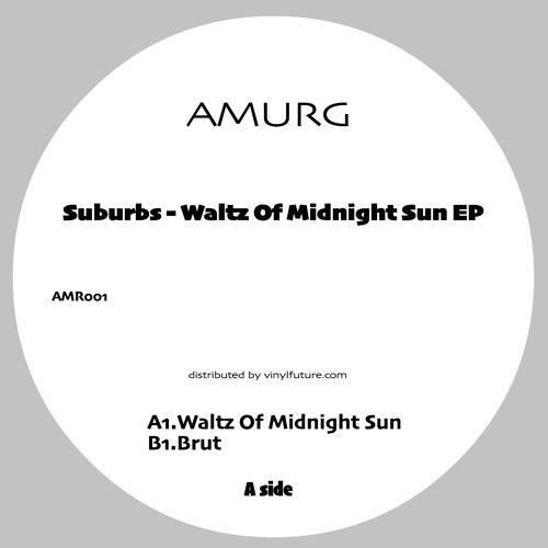 Suburbs - Waltz Of Midnight Sun Ep (Amurg Germany)