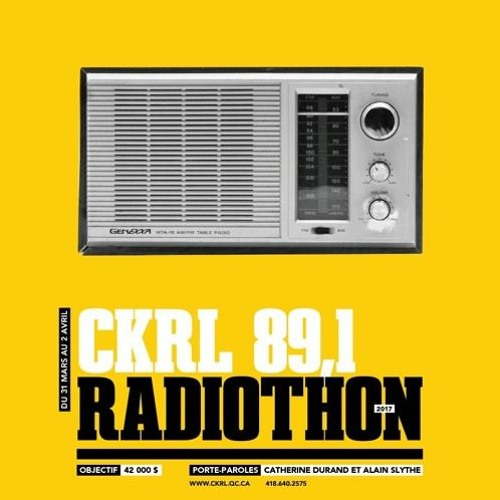 Radiothon 2017 - La nuit psychédélique - Partie 1