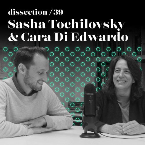 Episode 39 - Sasha Tochilovsky and Cara Di Edwardo on the Typographics Festival