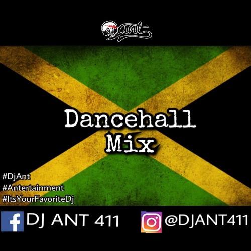Dj Ant - Dancehall Mix