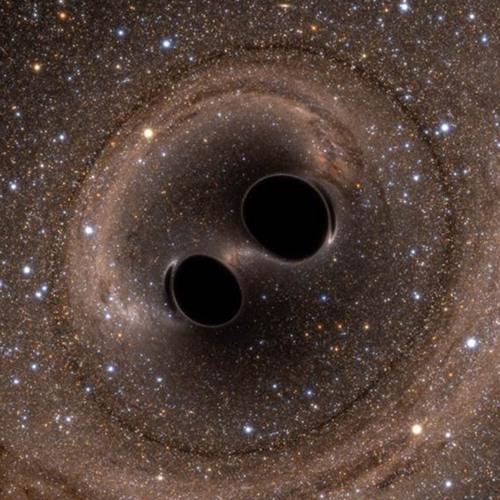 Sydney Ideas: LIGO, Gravitational Waves, and the Final Ballet of a Pair of Black Holes