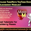 How to download TubeMate YouTube Downloader for Blackberry mobiles?