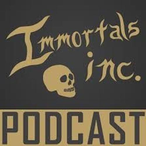 Ep23 - Immortals Inc's Warhammer 40K tournament.