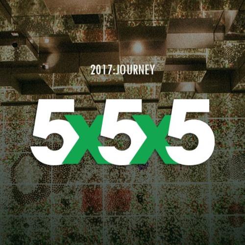 5x5x5: Journey.  2017