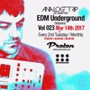Analog Trip @  EDM Underground Sessions Vol023 Protonradio 14-3-2017 | Free Download