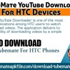 TubeMate YouTube Downloader For HTC Devices