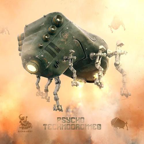 Gancher & Ruin vs Splashheads - Technodrome
