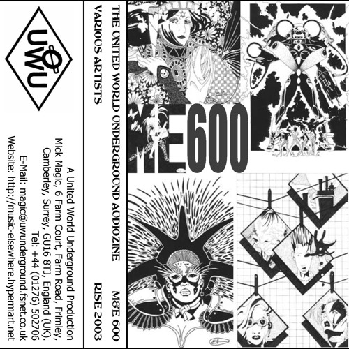 The UWU Audiozine - Rise 2003 (M&E 600)