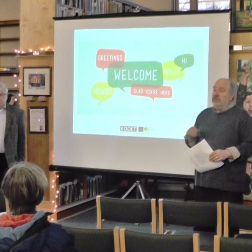 StoryKit: East Side Freedom Library presents Edward Kodet (March 14, 2017)
