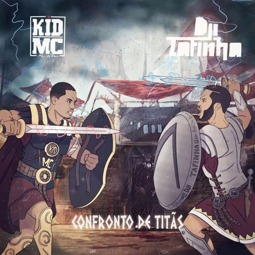 Dji Tafinha & Kid MC - RESGATE CULTURAL (Prod. Dji Tafinha