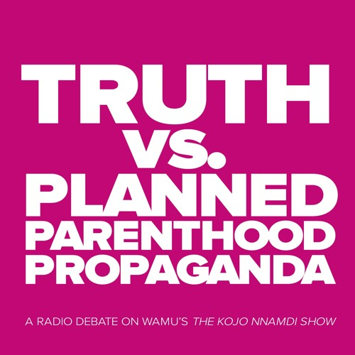 Ryan Bomberger Debates Pro-Abortion Legislator & NPR/WAMU Radio Show Host