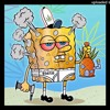 Spongebob's krabby patty's x (FREE) Ski mask the slump god x Lil pump x Byou$ type beat In the trap
