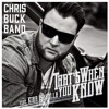 Interview with Chris from Chris Buck Band