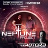 Neptune Project @ Trancegression & Harmonix, Royal Hotel Melbourne 2017-03-31 Artwork