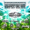 Mush001 - Mushroom Psytrance Daily Dose - Geomagnetic Label Group March 2017 DJMix By DoctorSpook