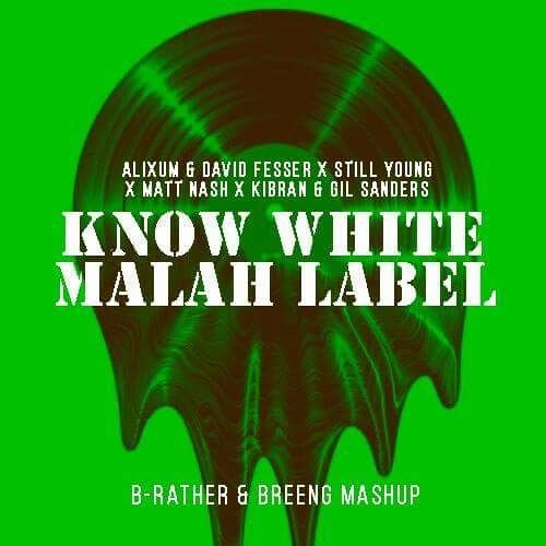 Alixun & David Fesser X Still Young X K&GS - Know White Malah Label (B -Rather & Breeng MashUp)