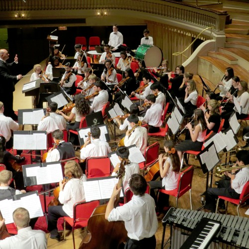 JOMP Youth Orchestra: Rossini Overture from L'Italiana in Algieri