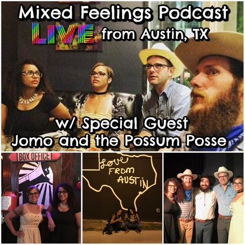 MFP Live in Austin TX w/ Special Guest Jomo And The Possum Posse