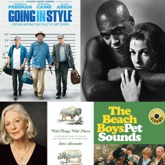 Ep. 139 - The Beach Boys; Going in Style; Jane Alexander - Movie & TV Reviews