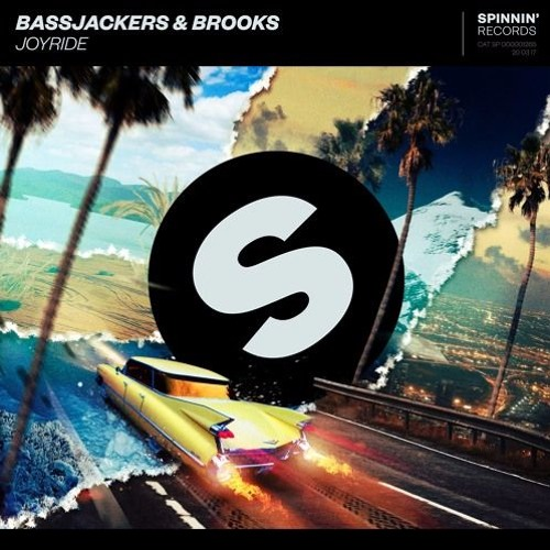 Thumbnail Brooks Bassjackers Vs Nikcy Romero Avicii I Could Be The Joyride Chronus Silver Mashup