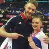 Ross Falsetta on Amy Tinkler's bronze medal at the O2 Arena