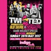 TWISTED - Sun 28th May O2 Arena Promo Mix - Mixed by DJ Nate