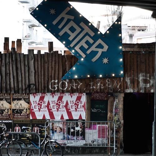 Avikal @ Kater Blau   Heinz Hopper   closing set   Berlin   3.04.17
