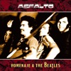I Saw Her Standing There, The Beatles cover by Asfalto, Clasicos de la musica pop & rock años 60, 70