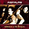 Ticket To Ride, The Beatles cover by Asfalto, Clasicos de la musica pop & rock años 60, 70