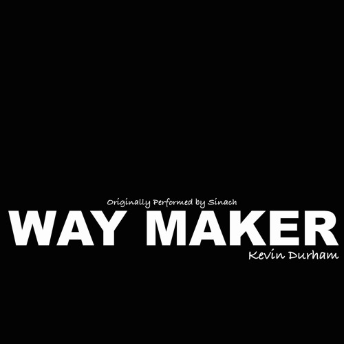 Way Maker (Instrumental) Originally Performed by Sinach by