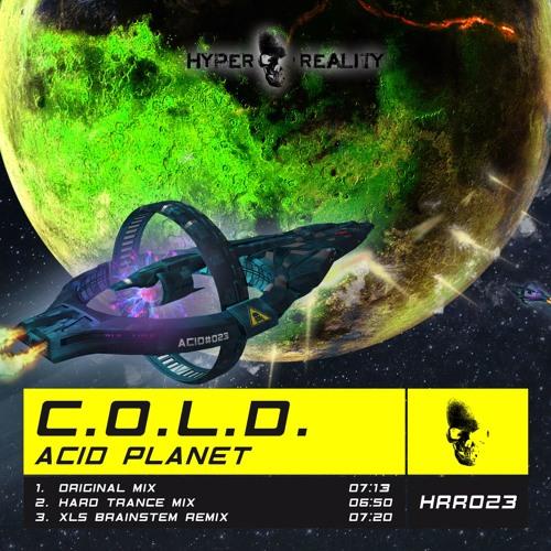HRR023 C.O.L.D. - Acid Planet OUT NOW!!!