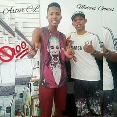 MC Denny MC Luizin MC Lan  ---  Nao Fala Nada So Me Mama (Artur CL & Mateus Gomes)