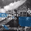 Tiësto & Danny Avila & eSQUIRE - Club Life 523 2017-04-08 Artwork